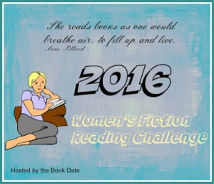 2016 Women's Fiction Reading Challenge