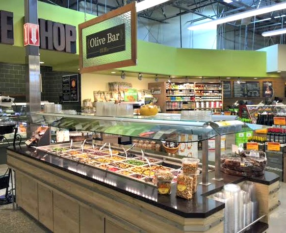 Weekend cooking saturday snapshot whole foods i 39 d for Food bar whole foods